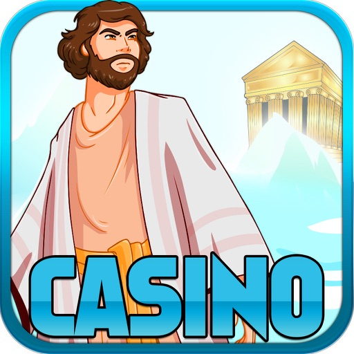 AAA Casino Gods - My way to the riches! Zeus Slots iOS App