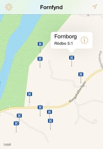 Fornfynd screenshot 1