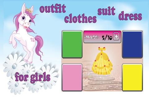 Games for girls colors screenshot 4