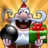 Christmas Run! Angry Santa's Revenge! FREE