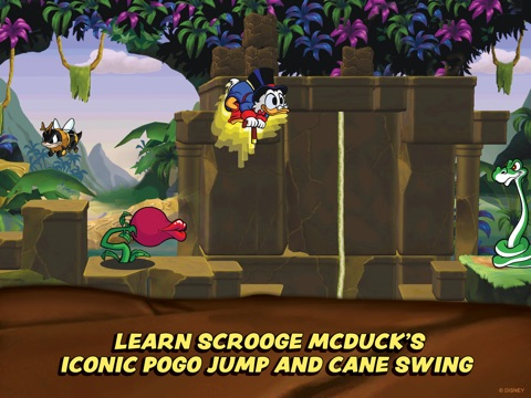 Screenshot #5 for DuckTales: Remastered