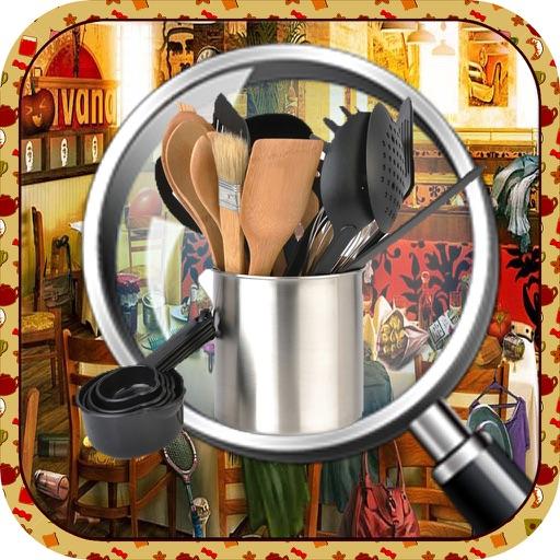 Restaurant Kitchen Hidden Object iOS App