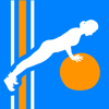 Virtual Trainer Pelota de Gimnasia