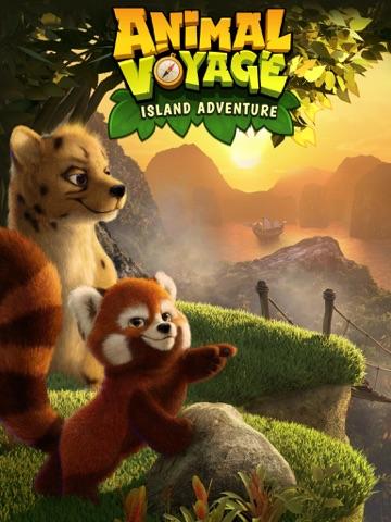 Игра Animal Voyage: Island Adventure