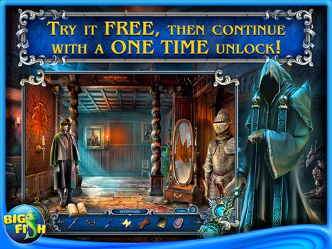 Haunted hotel eclipse hd a hidden object game with for Big fish hidden object games free