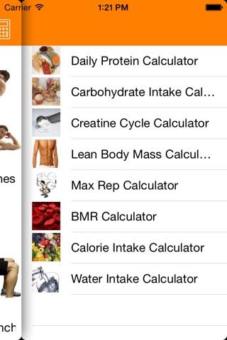 Complete Gym Guide Lite screenshot 2