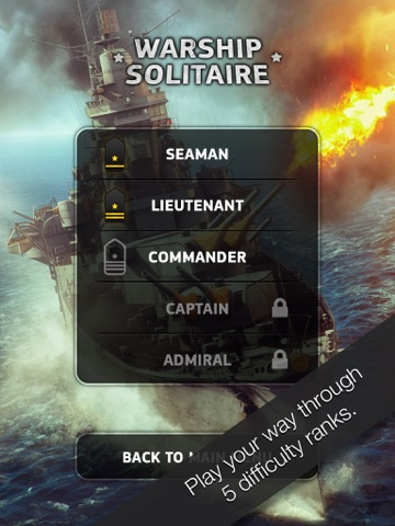 Warship Solitaire For iOS Has First Free Sale In A Year
