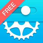 Bike Gears Free - Bike Gear Calculator free, Cycling Gear Calculator Free icon