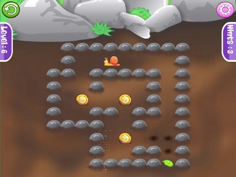 Snail Puzzle-ipad-2