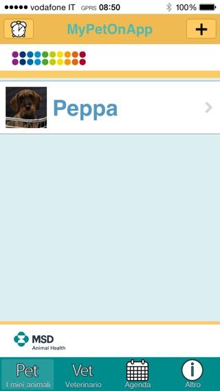 MyPetOnApp Screenshot