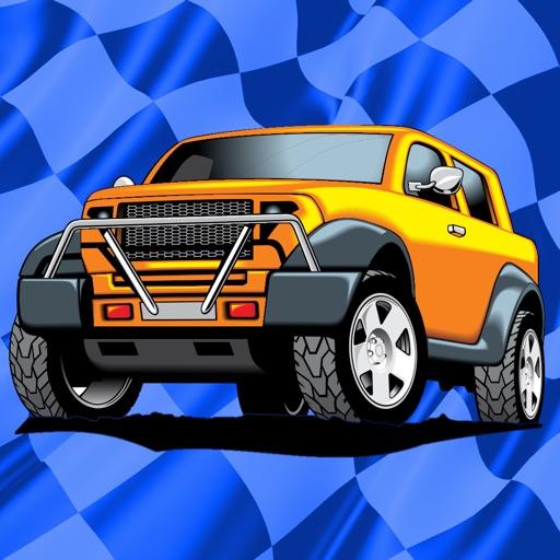 Micro Racing HD iOS App