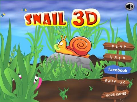 Snail Puzzle-ipad-0