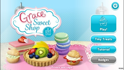Sweet Shop Screenshot