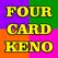 Four Card Keno
