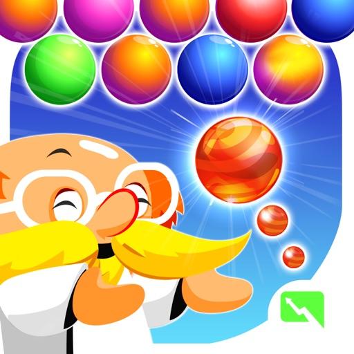 Bubble Lab Shooter 4 iOS App