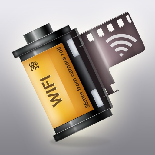 WiFi MediaBox—无线传输照片和视频