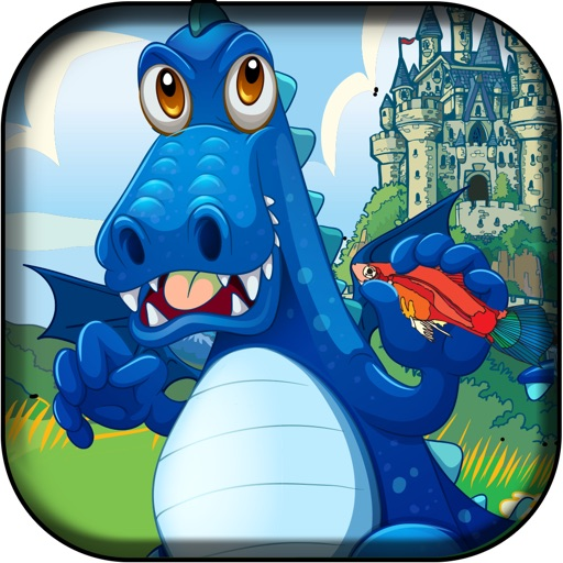 Jump Your Dragon - Medieval Beast Bouncing Game Free iOS App