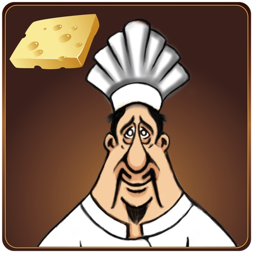 Cheese Ninja iOS App