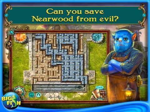 Nearwood HD - A Hidden Object Game with Hidden Objects screenshot 3