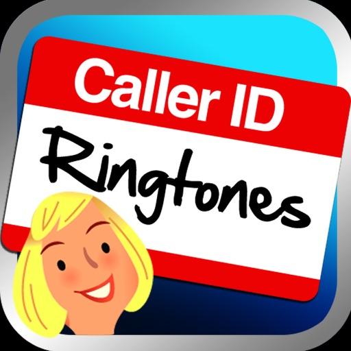 说出来电者:Caller ID Ringtones – HEAR who is calling【来电语音提示】