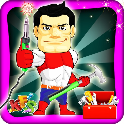 Little Electrician Repair Shop – Fix the house electrical goods with best mechanic skills iOS App