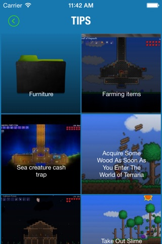 Tips for Terraria - Ultimate Free Guide! screenshot 1