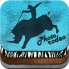Photo Rodeo Selfie App Blend Face in Wild Animal Ride-Yourself, Celebrity, Politicians