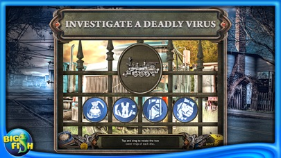 Infected: The Twin Vaccine - A Scary Hidden Object Mystery-2
