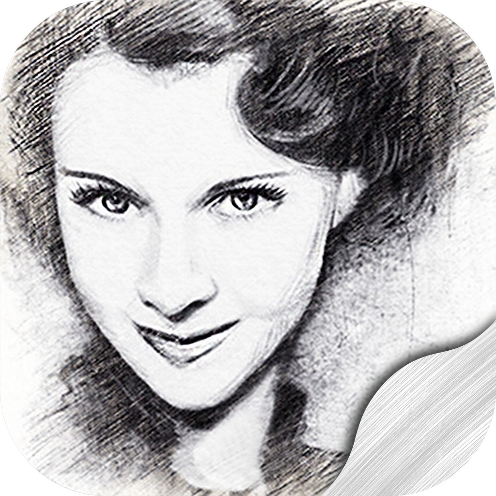 Pencil sketch pro cartoon photo maker color face effects editor