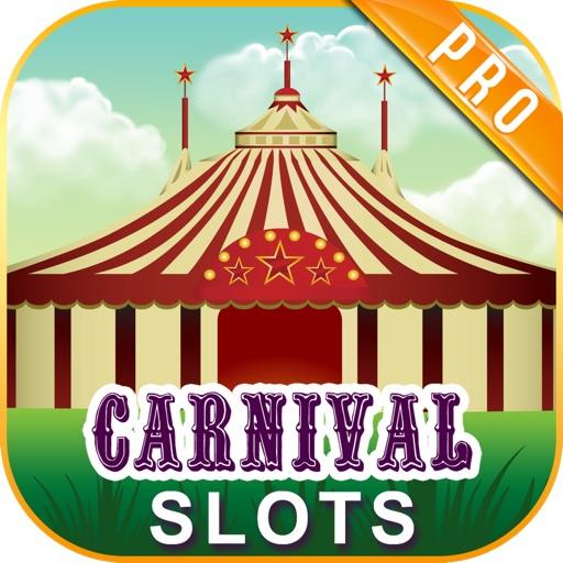 Ace Fun House Carnival Slots 777 PRO - Las Vegas Fruit Slot Machine Spin to Win iOS App