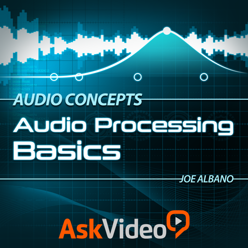 Audio Concepts 102 - Audio Processing Basics