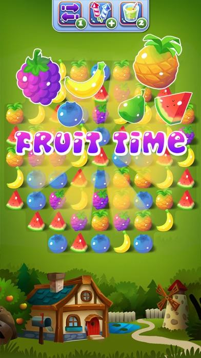Fruit Panda Juicy Match Mania screenshot two