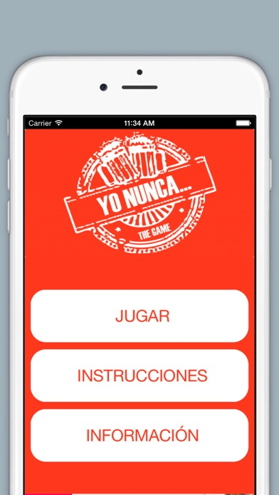 download Yo Nunca - The Game apps 0