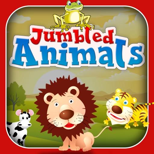 Jumbled Animals iOS App