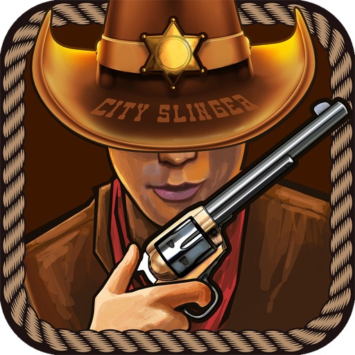 City Slinger Western Shootout - Cowboys & Outlaws Gun Fight PRO