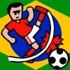 足球卡通  EL FOOT