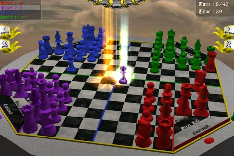 Warlord Chess screenshot 2