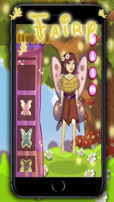 妖精がドレスアップ: 妖精とプロの女の子の... screenshot1