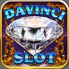 Slot - Diamonds of DaVinci Code HD