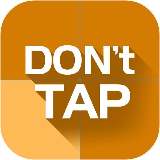 Don't Tap Original Color Icon
