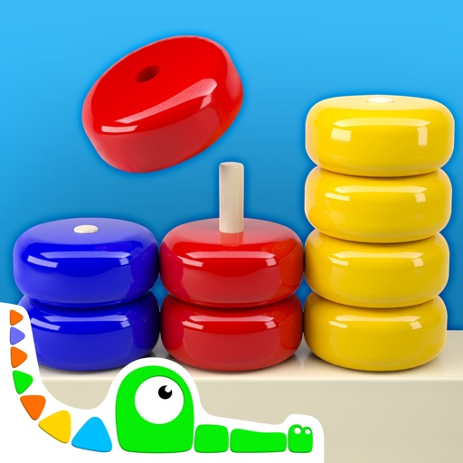 Sort and Stack - Play Smart and Learn