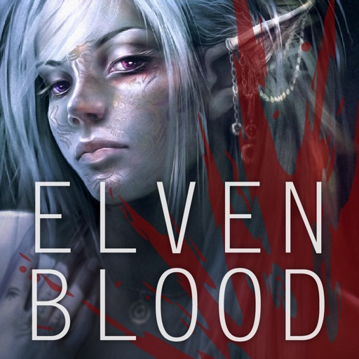 Elven Blood - Dark Fantasy RPG iOS App