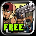 Big Boy Gangstar Shooter: Evil Blood Zombies Degeneration, Free Game icon