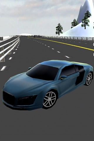 3d Car Racing Challenge screenshot 3