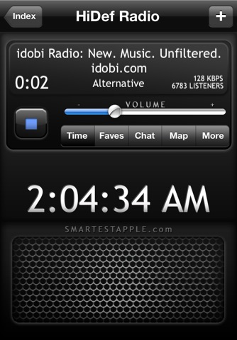 HiDef Radio Pro - News & Music Stations screenshot 2