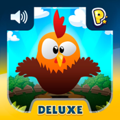 Animal Sounds DELUXE: A Farm Land Playtime for Baby or Toddler
