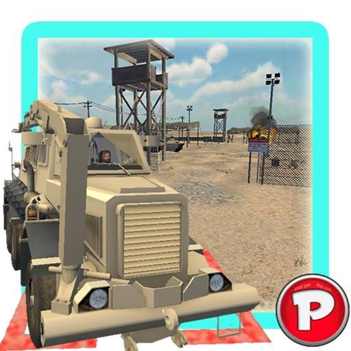 Mine Protector Parking iOS App