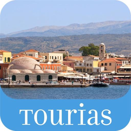Guide touristique de Crete - TOURIAS Travel Guide (cartes offline gratuites)