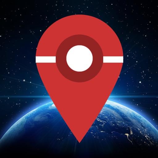 Poke Radar Live For Pokemon Go