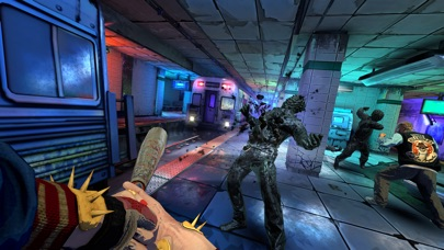 Screenshots of Suicide Squad: Special Ops for iPhone